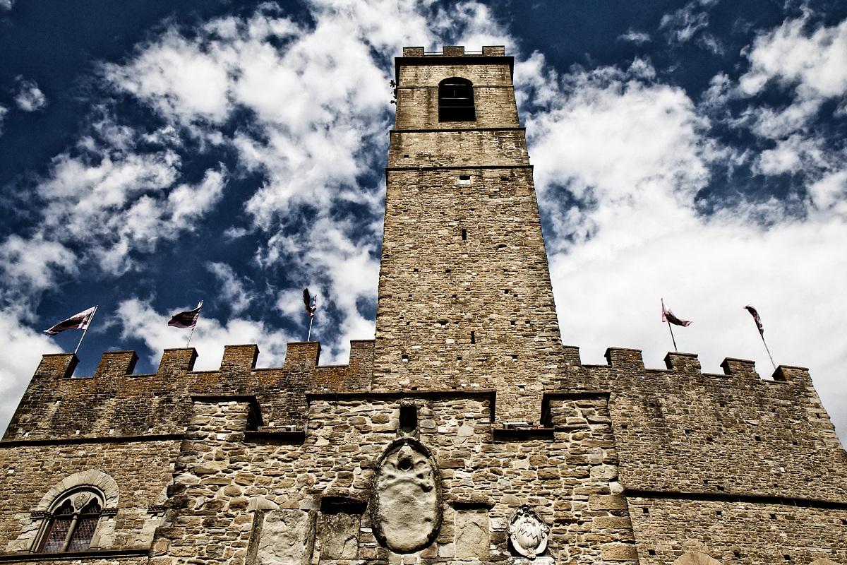 Una finestra sul passato nel medioevo tra pievi e - B b la finestra sul castello termoli ...